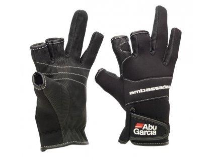 Neoprénové rukavice Abu Garcia M (Varianta Neoprénové rukavice Abu Garcia M)