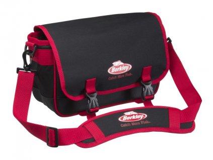 Přívlačová taška Berkley POWERBAIT BAG 2015 BLACK M (Varianta Přívlačová taška Berkley POWERBAIT BAG 2015 BLACK M)