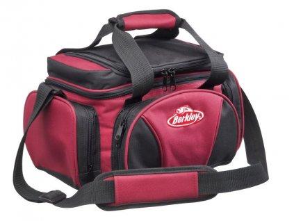 Přívlačová taška Berkley SYSTEM BAG 2015 RED-BLACK L (Varianta Přívlačová taška Berkley SYSTEM BAG 2015 RED-BLACK L)