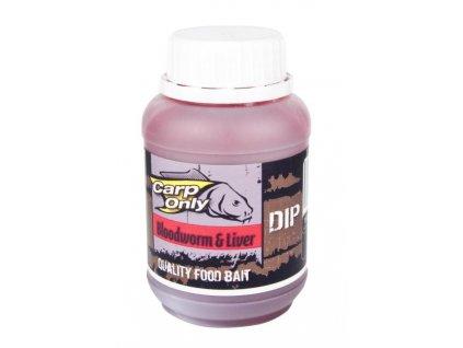 Dip CARP ONLY Bloodworm & Liver 150ml (Varianta Dip CARP ONLY Bloodworm & Liver 150ml)