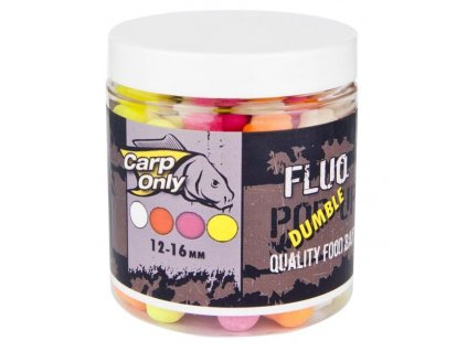 POP UP FLUO MIX 4 BAREV 12/16/20MM 80G (Varianta POP UP FLUO MIX 4 BAREV 12/16/20MM 80G)
