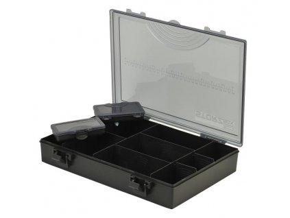 Krabice Shakespeare Tackle Box System Medium (+2krabičky) (Varianta Krabice Shakespeare Tackle Box System Medium (+2krabičky))