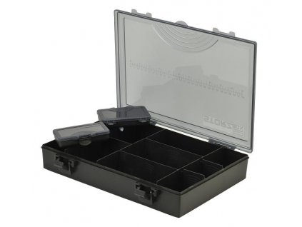 Krabice Shakespeare Tackle Box System Small (+2krabičky) (Varianta Krabice Shakespeare Tackle Box System Small (+2krabičky))
