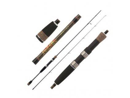 Přívlačový prut Berkley Fireflex Spin 2,10m 7-22g (Varianta Přívlačový prut Berkley Fireflex Spin 2,10m 7-22g)