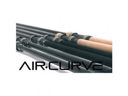 Kaprový prut s dělenou rukojetí Greys Air Curve 50 3,60m 3,25lb 2díly (Varianta Kaprový prut s dělenou rukojetí Greys Air Curve 50 3,60m 3,25lb 2díly)