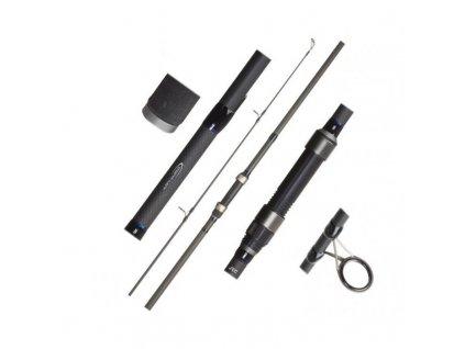 Kaprový prut 2-dílný JRC Contact 3,90m 3,50lb (Varianta Kaprový prut 2-dílný JRC Contact 3,90m 3,50lb)