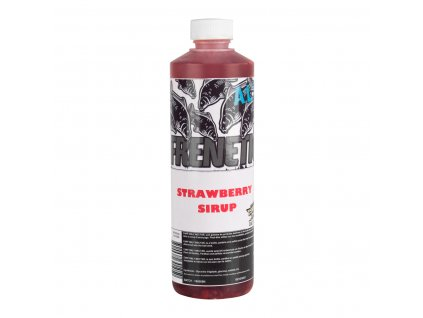 Sirup Carp Only Frenetic A.L.T. Jahoda 500ml (Varianta Sirup Carp Only Frenetic A.L.T. Jahoda 500ml)