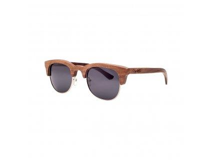 Sluneční Brýle Carpstyle Clubmaster Grey (Varianta Sluneční Brýle Carpstyle Clubmaster Grey)