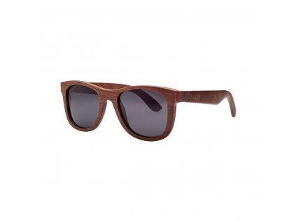Sluneční Brýle Carpstyle Wayfarer Wood Grey (Varianta Sluneční Brýle Carpstyle Wayfarer Wood Grey)