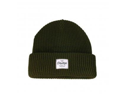 Zimní Čepice Carpstyle Green Forest Beanie (Varianta Zimní Čepice Carpstyle Green Forest Beanie)