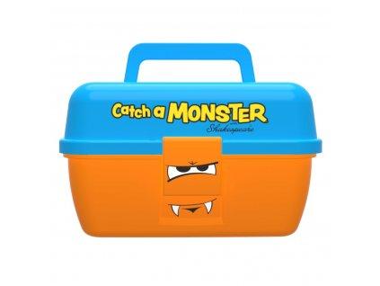 Dětský kufřík Shakespeare Catch a Monster Orange Tackle Box (Varianta Dětský kufřík Shakespeare Catch a Monster Orange Tackle Box)