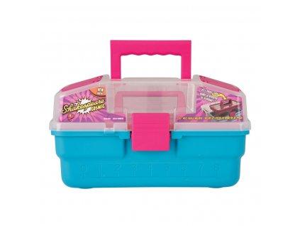 Dětský kufřík Shakespeare Cosmic Raspberry Tackle Box (Varianta Dětský kufřík Shakespeare Cosmic Raspberry Tackle Box)