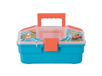 Dětský kufřík Shakespeare Cosmic Orange Tackle Box (Varianta Dětský kufřík Shakespeare Cosmic Orange Tackle Box)