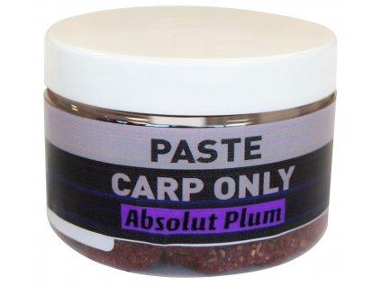 Obalovací pasta Carp Only Abslout Plum 150g (Varianta Obalovací pasta Carp Only Abslout Plum 150g)