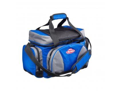 Přívlačová taška s krabičkami Berkley System Bag Blue Grey Black XL (Varianta Přívlačová taška s krabičkami Berkley System Bag Blue Grey Black XL)