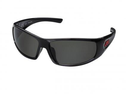 Polarizační brýle JRC Stealth SG Black/Smoke (Varianta Polarizační brýle JRC Stealth SG Black/Smoke)