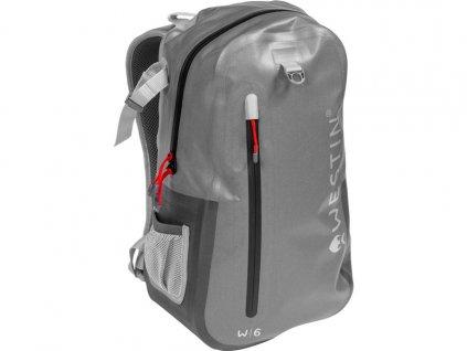 Westin: Batoh W6 Wading Backpack Silver/Grey