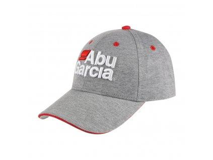 Kšiltovka Abu Garcia Baseball Cap Grey (Varianta Kšiltovka Abu Garcia Baseball Cap Grey)