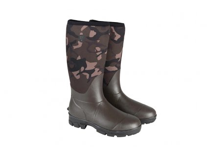 Camo Neoprene Boots (Varianta size 12 / 46)