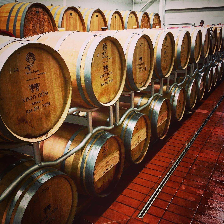 Degustace vín z francouzských sudů! Máme vybráno...