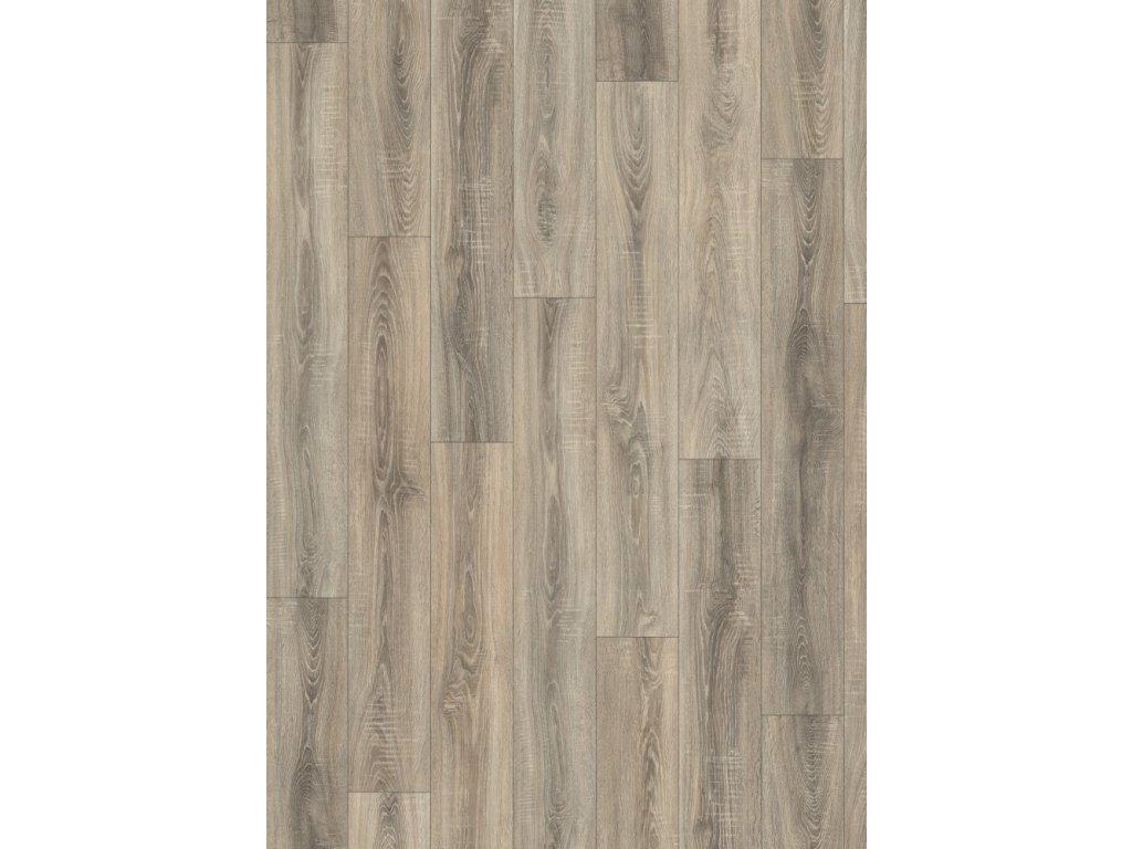 Laminátová podlaha - EGGER PRO LAMINATE 2021+ / Classic 7/31 4V / Dub Bardolino sivý EPL036