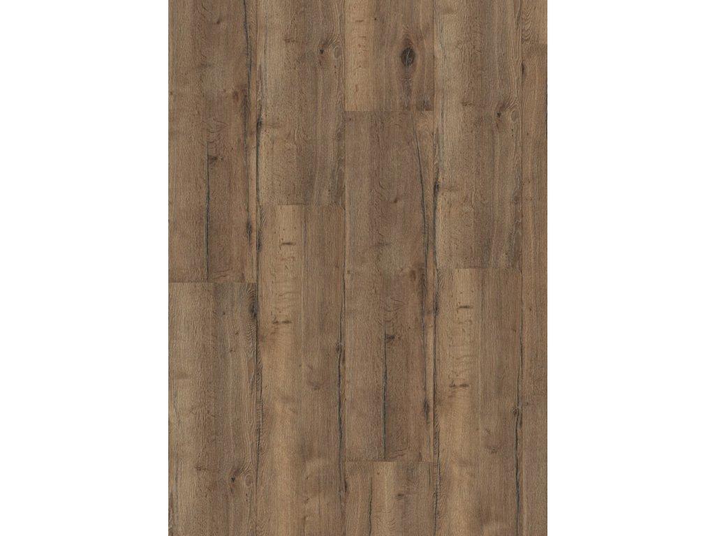 Laminátová podlaha - EGGER PRO LAMINATE 2021+ / KINGSIZE 8/32 2V / Dub Valley mocca EPL016