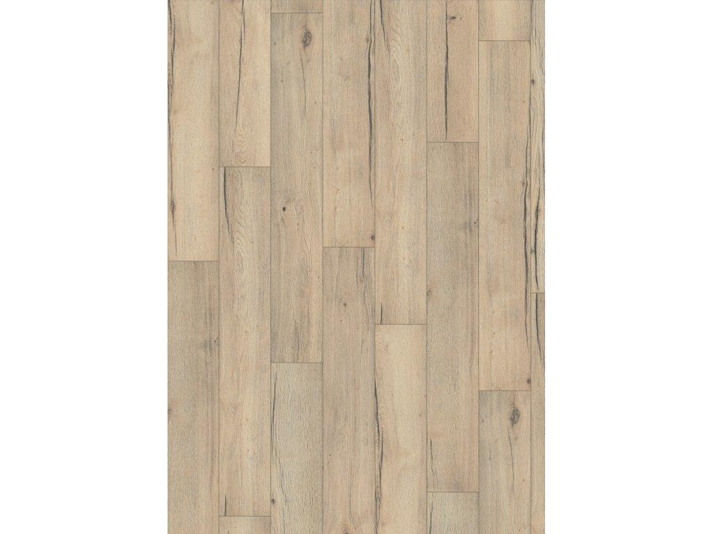 Laminátová podlaha - EGGER PRO LAMINATE 2021+ / Classic 12/33 4V / Dub Valley dymový EPL015