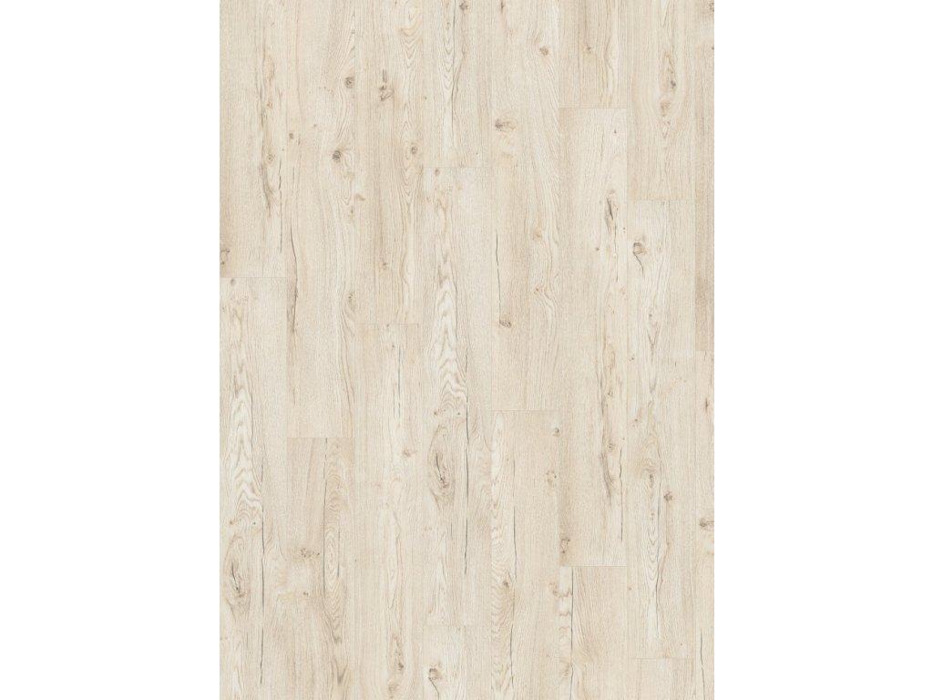 Laminátová podlaha - EGGER PRO LAMINATE 2021+ / Classic 12/33 4V / Dub Olchon biely EPL141