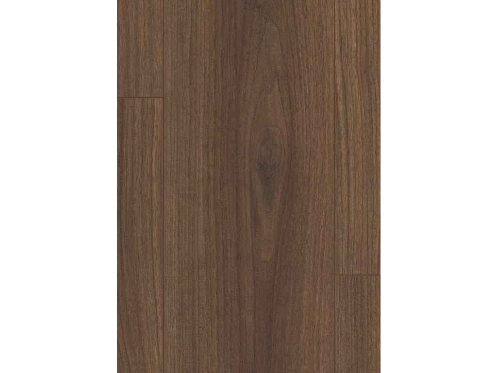 Laminátová podlaha - EGGER PRO LAMINATE 2021+ / CLASSIC 8/32 4V / Orech Bedollo tmavý EPL175