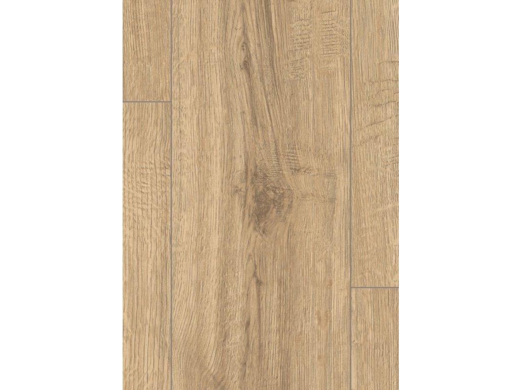 Laminátová podlaha - EGGER PRO LAMINATE 2021+ / CLASSIC 8/32 4V / Dub Sherman svetlohnedý EPL204