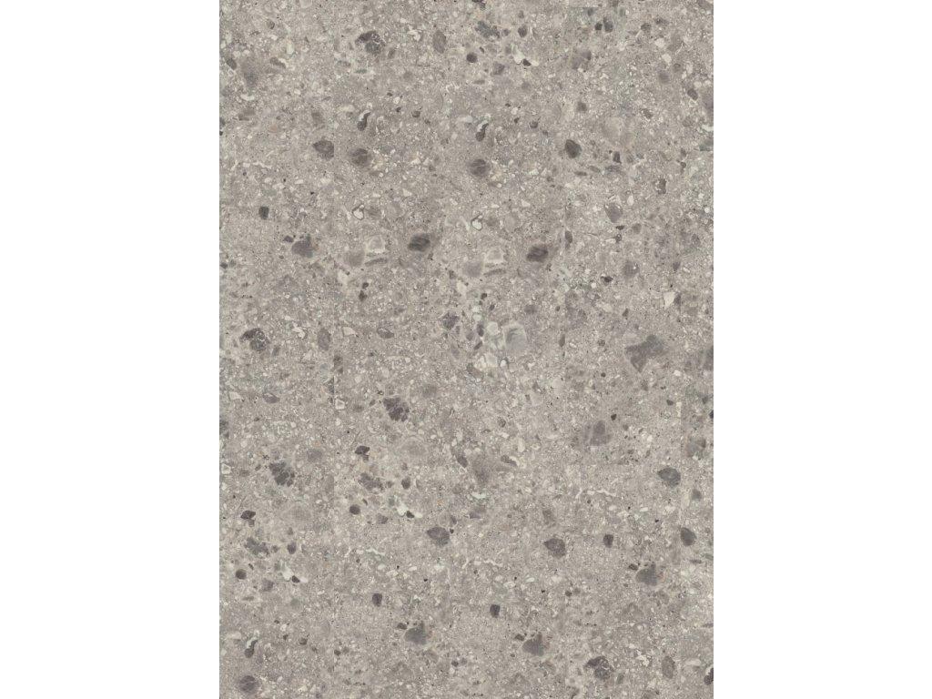 Laminátová podlaha - EGGER PRO LAMINATE 2021+ / KINGSIZE 8/32 AP 4+1 V / Triestino Terrazzo sivé EPL207