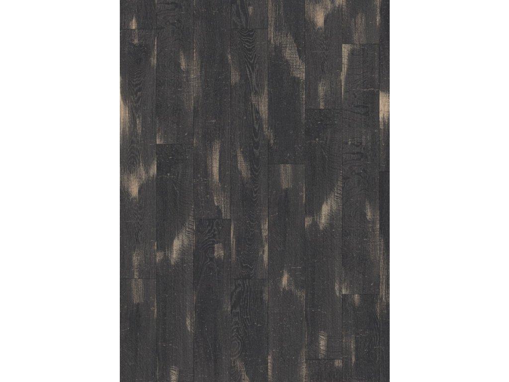 Laminátová podlaha - EGGER PRO LAMINATE 2021+ / CLASSIC 8/32 4V AP / Dub Halford čierny EPL042
