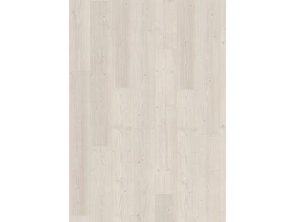 Laminátová podlaha - EGGER PRO LAMINATE 2021+ / CLASSIC 10/32 4V / Borovica Inverey biela EPL028