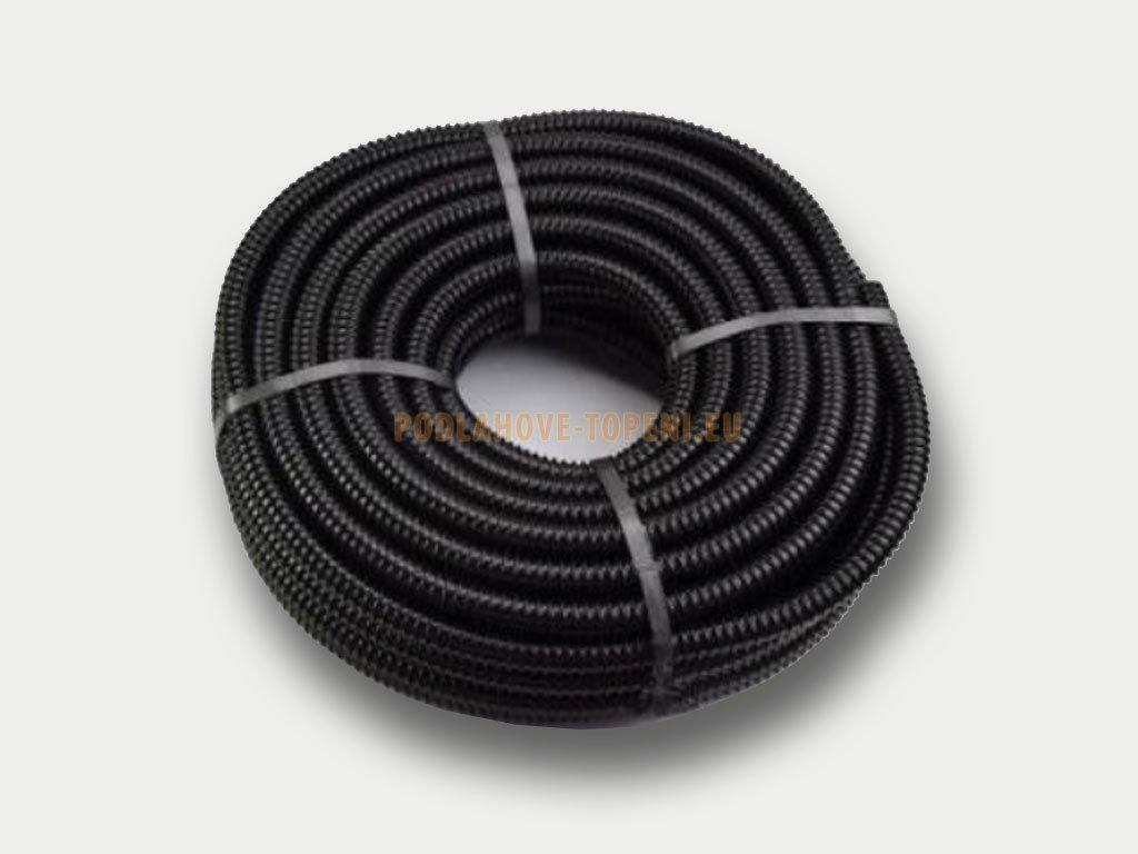 Instalační ochranná trubka - husí krk pro podlahové čidlo 11,4/8,5 mm, délka 100 m