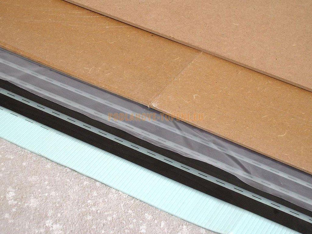 HEAT- PAK 7mm (bal 2,88 m2) Speciální podložka pro instalaci folie Ecofilm pod koberec a PVC