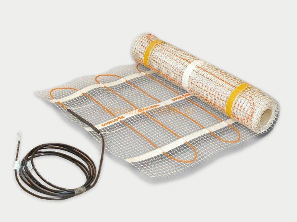 Topná rohož CM 150/4 - plocha 4 m2, ultratenké podlahové topení do koupelny