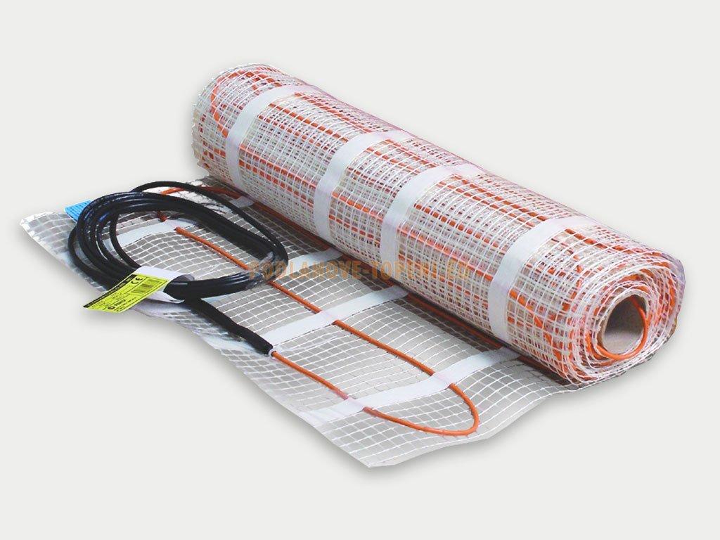 Topná rohož LSDTS 100/0,6 - plocha 0,6 m2, elektrické podlahové topení pro starší stavby