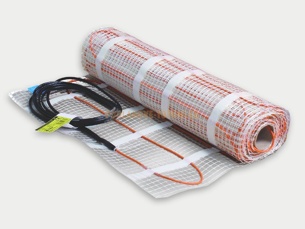 Topná rohož LSDTS 160/3,0 - plocha 3,0 m2, elektrické podlahové topení pro dodatečnou montáž