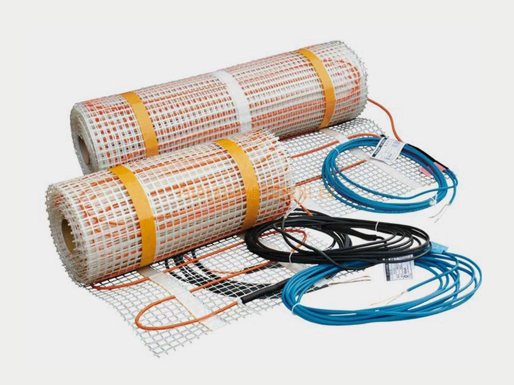 Topná rohož LD 160/12,4 - plocha 12,4 m2, elektrické podlahové topení pro koupelny