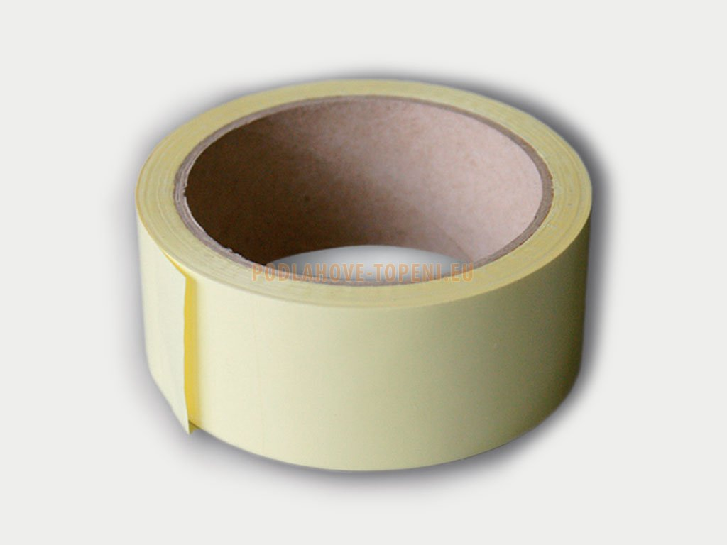 Polyesterová páska 38 mm/33 m, elektro izolační páska pro zaizolování střižné hrany folie