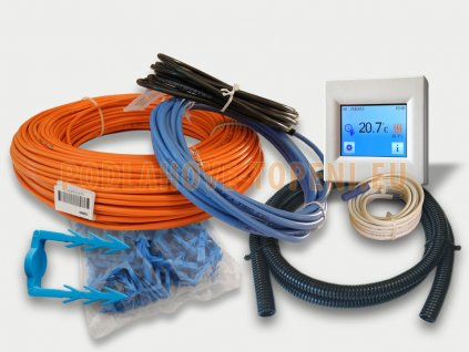 Sada CablePack CP0280-2 pro instalaci do anhydritových a betonových podlah