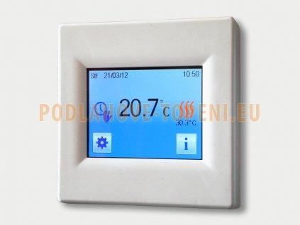FENIX TFT Programovatelný termostat s dotykovým displejem pro podlahové vytápění