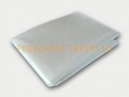 Separační PE fólie na tepelnou izolaci 6 x 5 m / 0,1 mm
