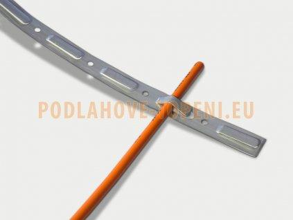 GRUFAST Fixační pásek z pozinkované oceli. Balení 10 m