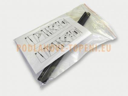 Opravný KIT č. 3 pro opravu topného kabelu pro venkovní aplikace s ochranným opletením