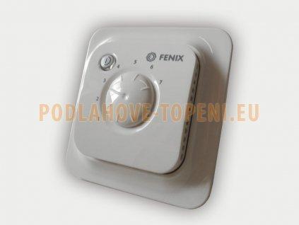 Fenix Therm 105 Termostat s kolečkem, podlahovou sondou a prostorovým čidlem