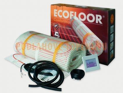 Comfort Mat 160/0,5 m2 sada topné rohože s termostatem, podlahové topení do koupelny