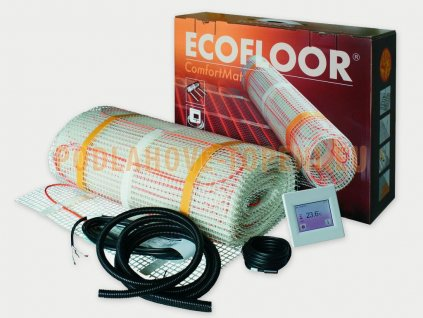 Comfort Mat 160/0,8 m2 sada topné rohože s termostatem, podlahové topení do koupelny
