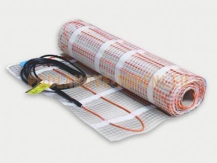 Topná rohož LSDTS 160/0,8 - plocha 0,8 m2, elektrické podlahové topení pro dodatečnou montáž