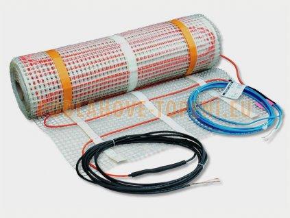 Topná rohož LPSV 80/4 - plocha 4 m2, elektrické podlahové topení do anhydritu a betonu